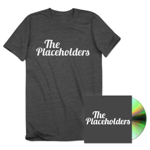 Placeholder CD + T-Shirt Bundle
