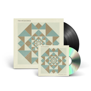 Frameworks - Imagine Gold - Bundle (Standard LP + CD)