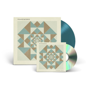 Frameworks - Imagine Gold - Bundle (Aquamarine Vinyl + CD)