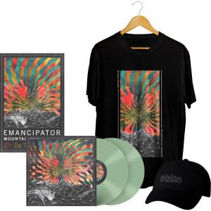 Mountain of Memory (2xLP + T-Shirt + Hat + Signed Poster) Bundle