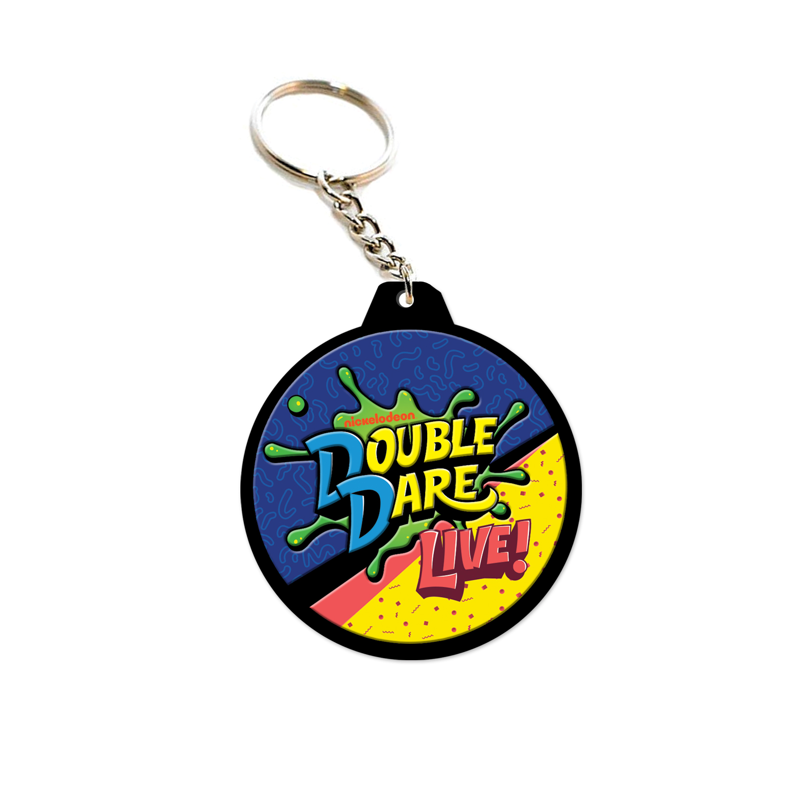 Double Dare Live 3D PVC Keychain