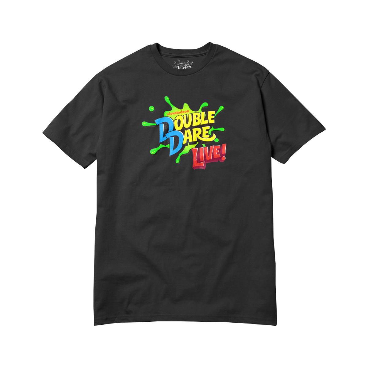 Double Dare Live Tour T-Shirt - Black