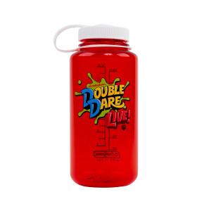 Double Dare Live Nalgene Water Bottle - Red