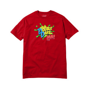 Double Dare Live Tour T-Shirt - Red