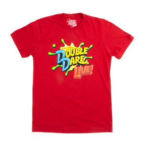 Double Dare Live 2019 Splat Tee - Red