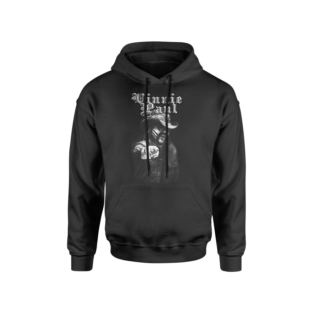 Vinnie Paul The Brickwall Hoodie