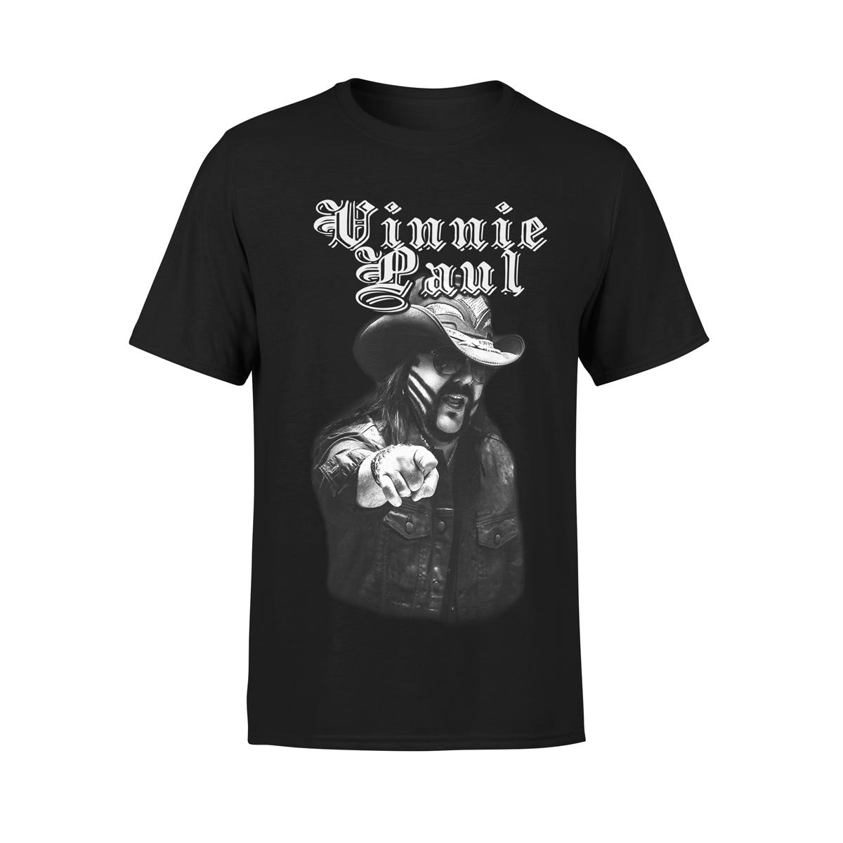 """Vinnie Paul """"The Brickwall"""" T-shirt"""