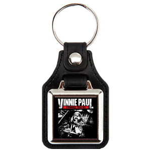 Stronger Than All Keychain