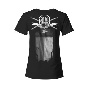 Vinnie Paul The Brickwall Ladies T-shirt