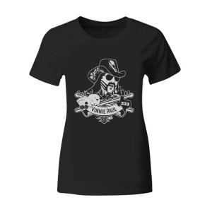 Vinnie Paul Logo Ladies T-Shirt