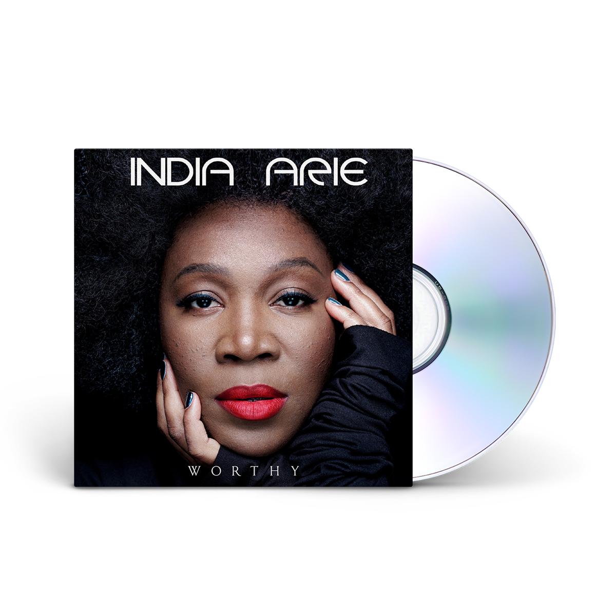 Worthy CD + Hoodie Bundle