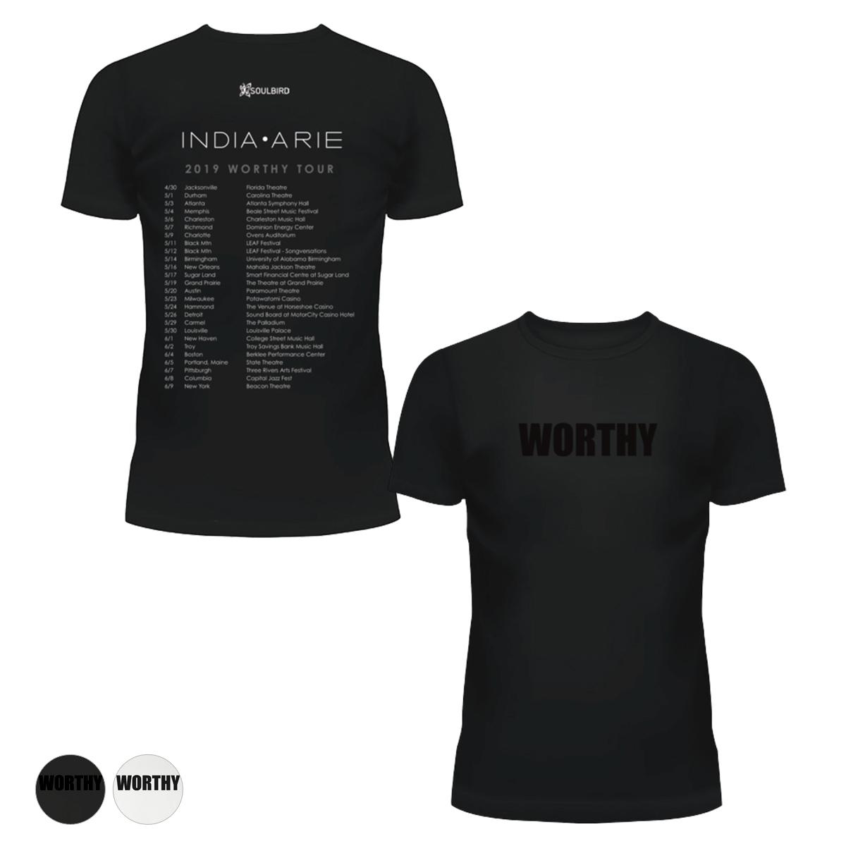 Worthy Tour T-Shirt