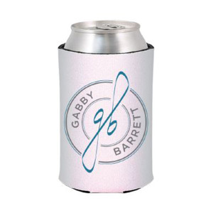 Gabby Barrett Logo Can Cooler