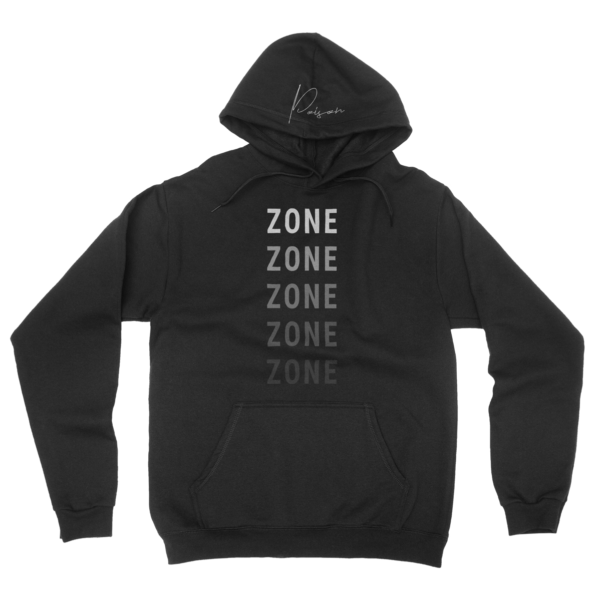 ZONE Pullover Hoodie + Poison Digital Download