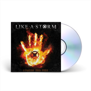 Like A Storm - AWAKEN THE FIRE CD