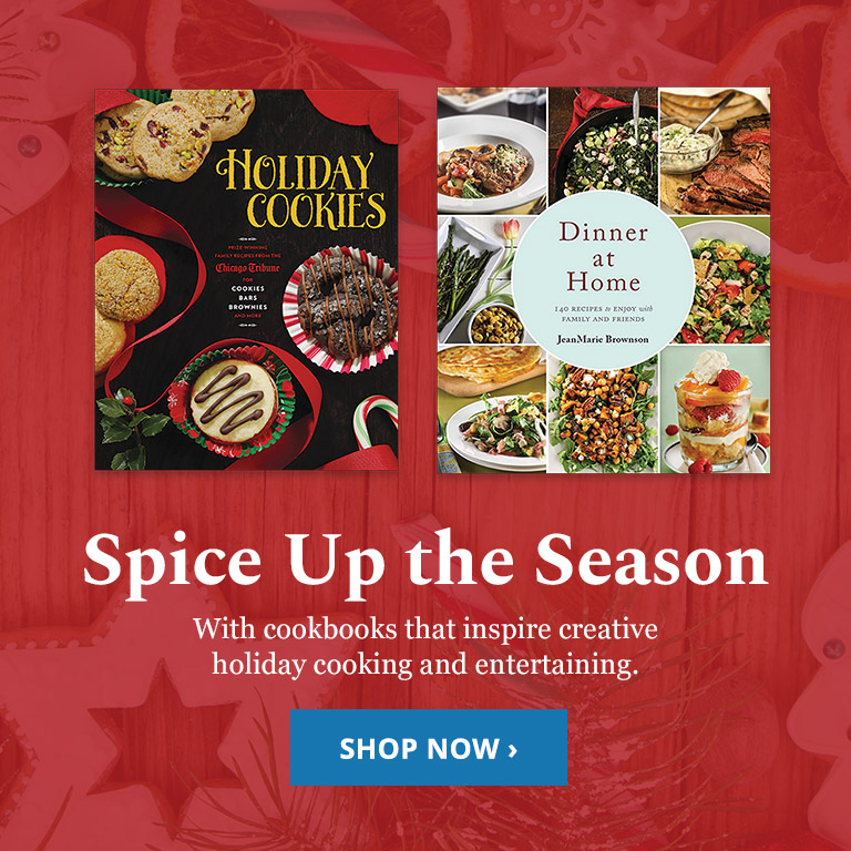 Holiday Cookbooks