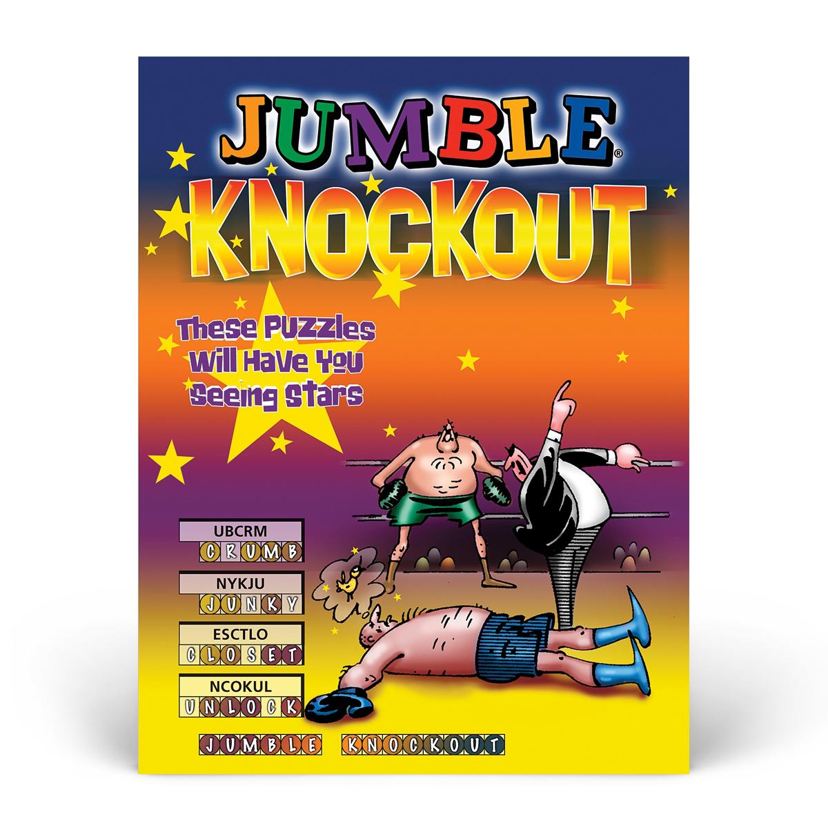 Jumble! Knockout