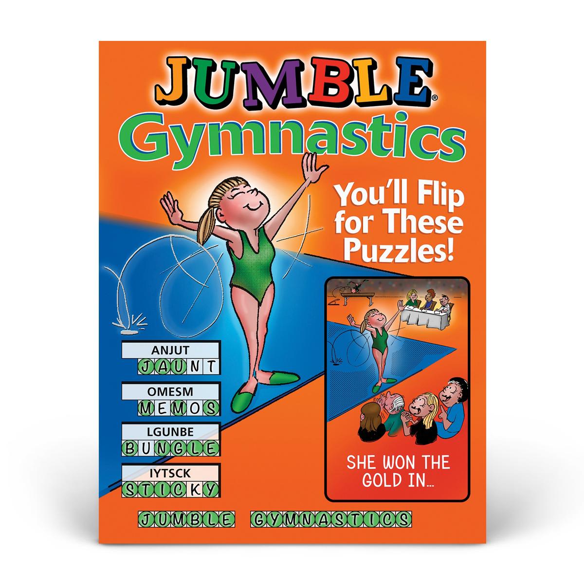 Jumble! Gymnastics
