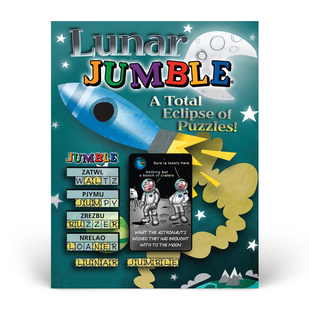 Lunar Jumble!