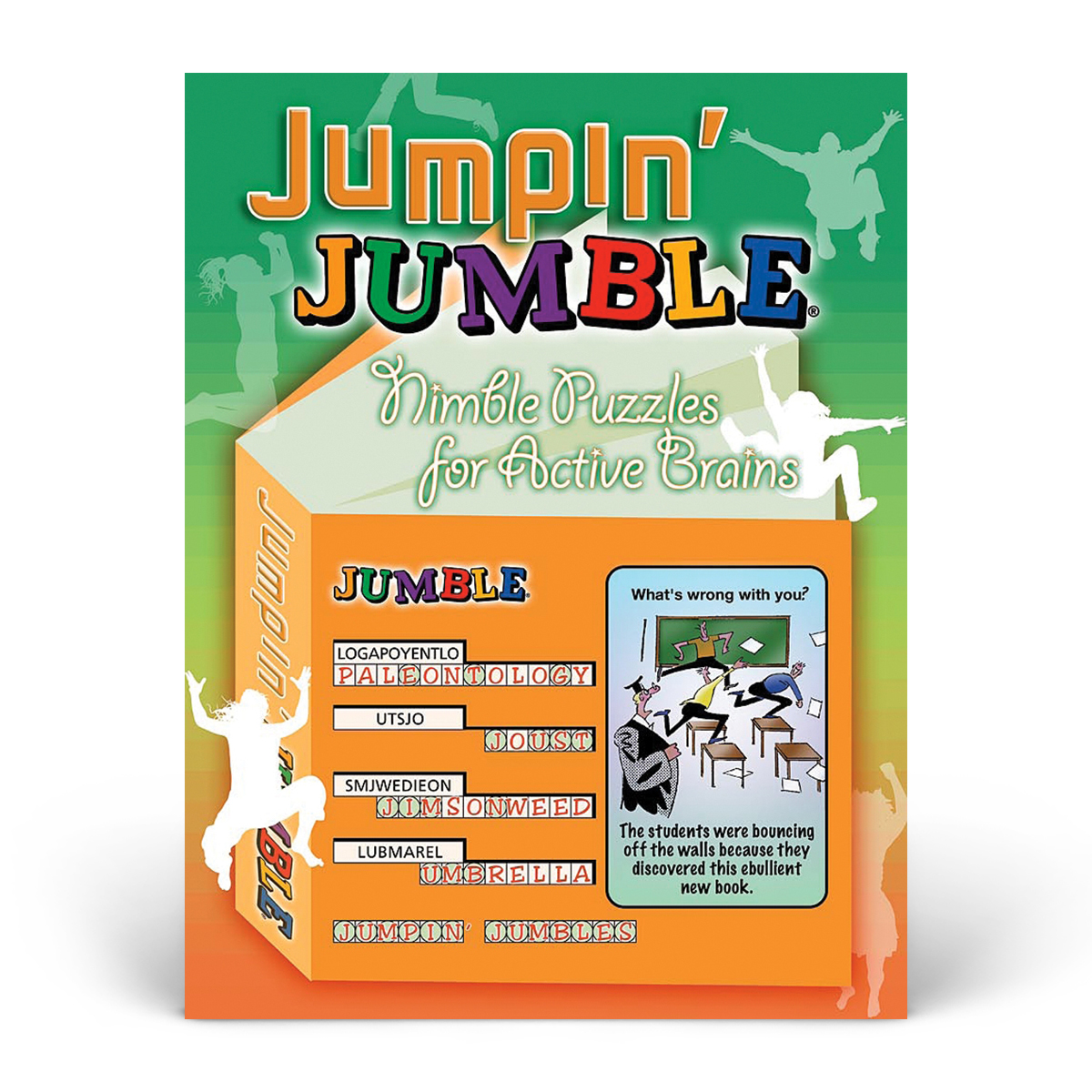 Jumpin' Jumble!