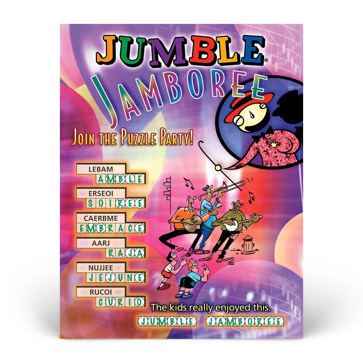Jumble! Jamboree