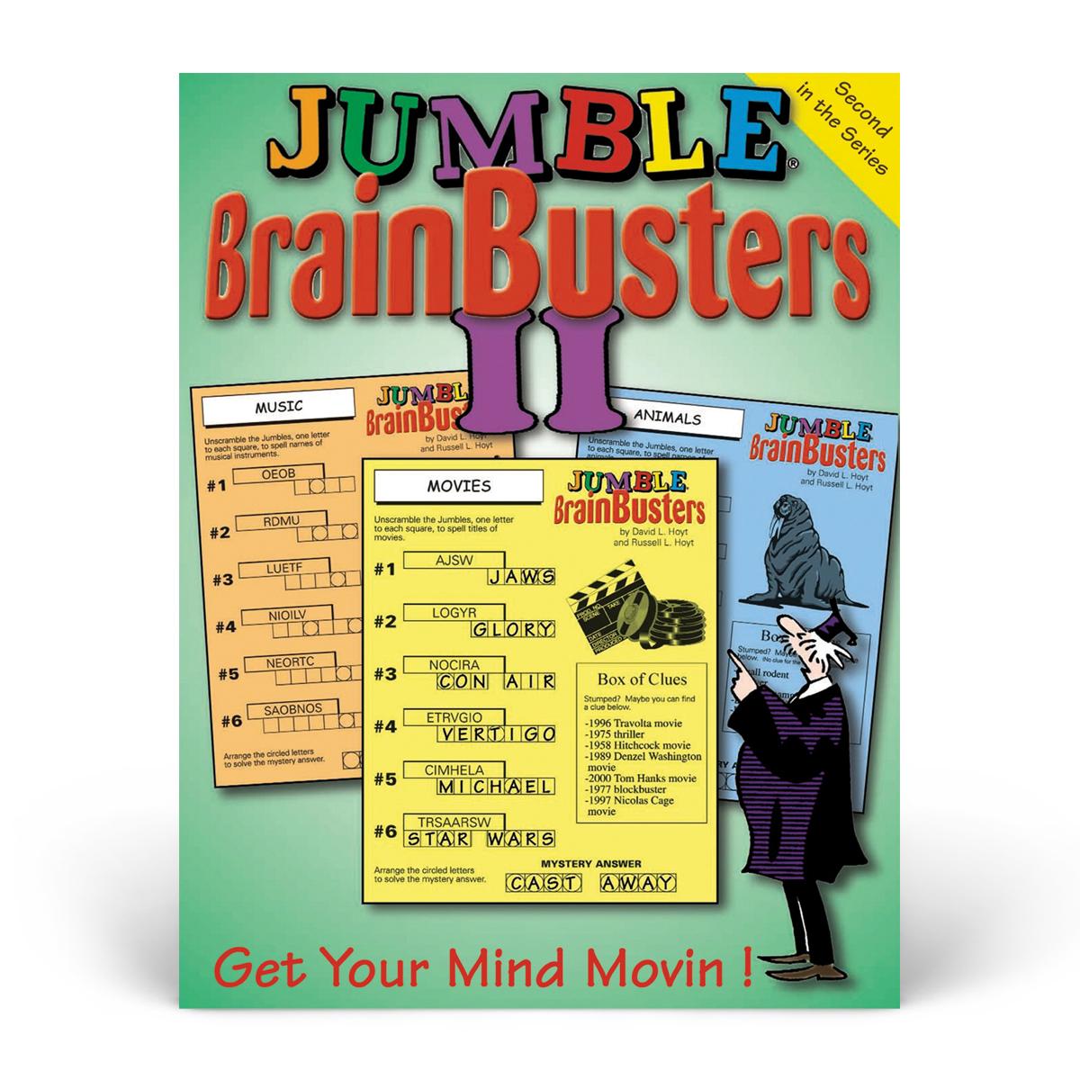 Jumble! BrainBusters II