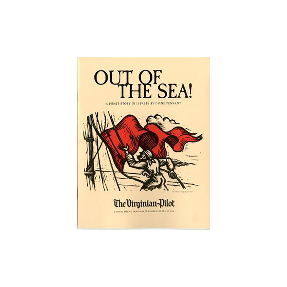 Out of the Sea