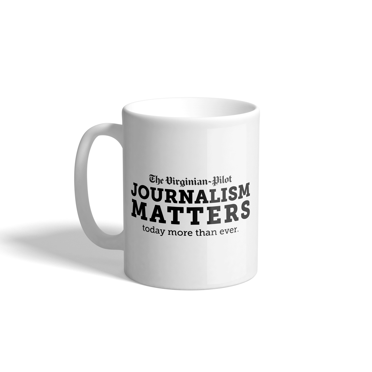 Pilot Journalism Matters Mug