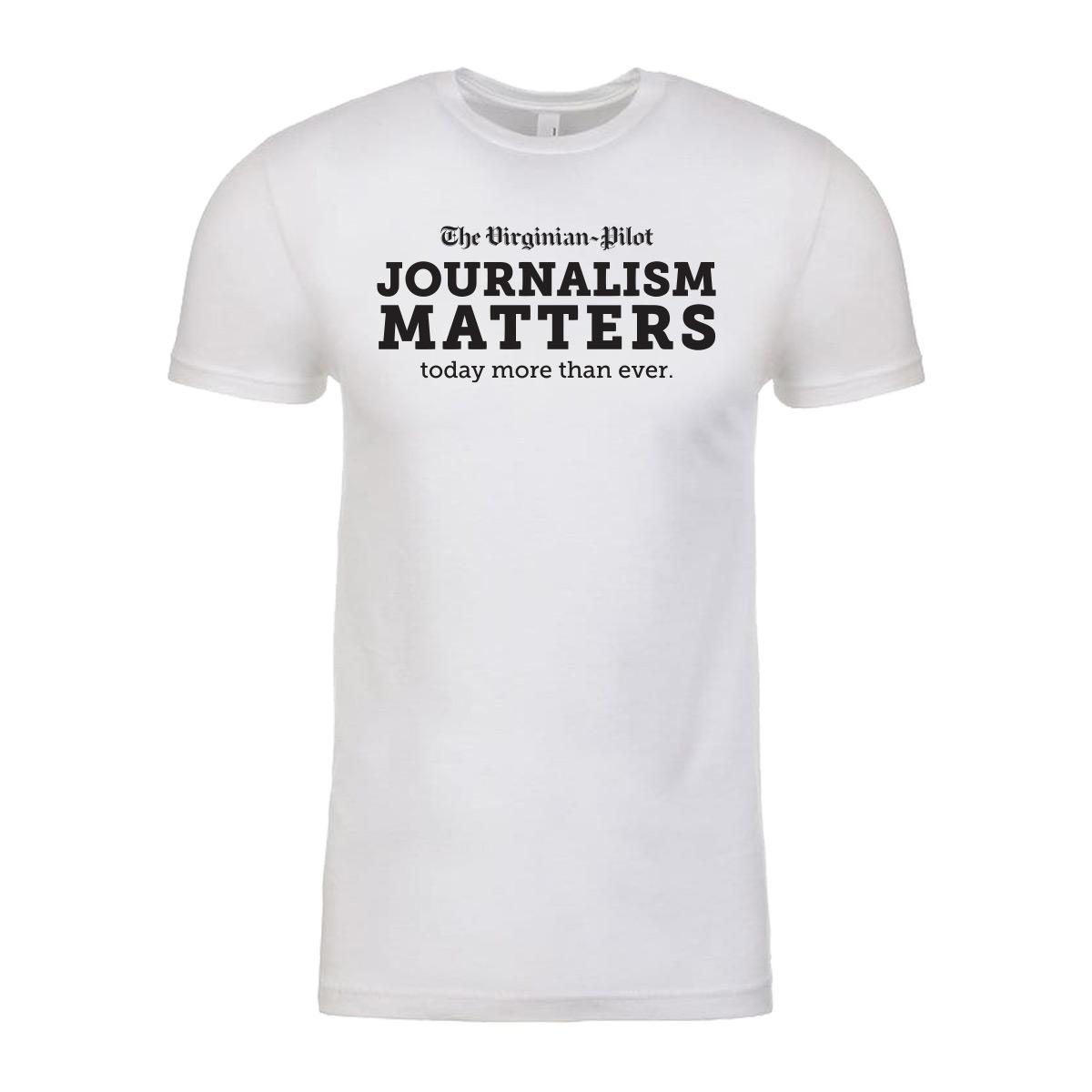 Pilot Journalism Matters Shirt