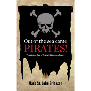 """Out of the Sea Came Pirates"" Book"