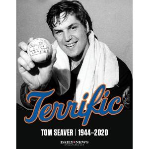 Terrific: Tom Seaver 1944-2020