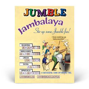 Jumble! Jambalaya