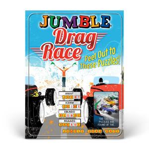 Jumble! Drag Race