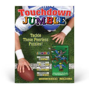 Touchdown Jumble!