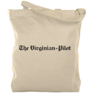 The Virginian-Pilot Canvas Tote