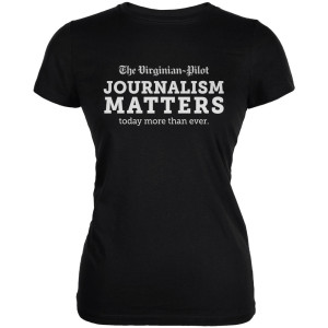 The Virginian-Pilot Journalism Matters Women's T-Shirt