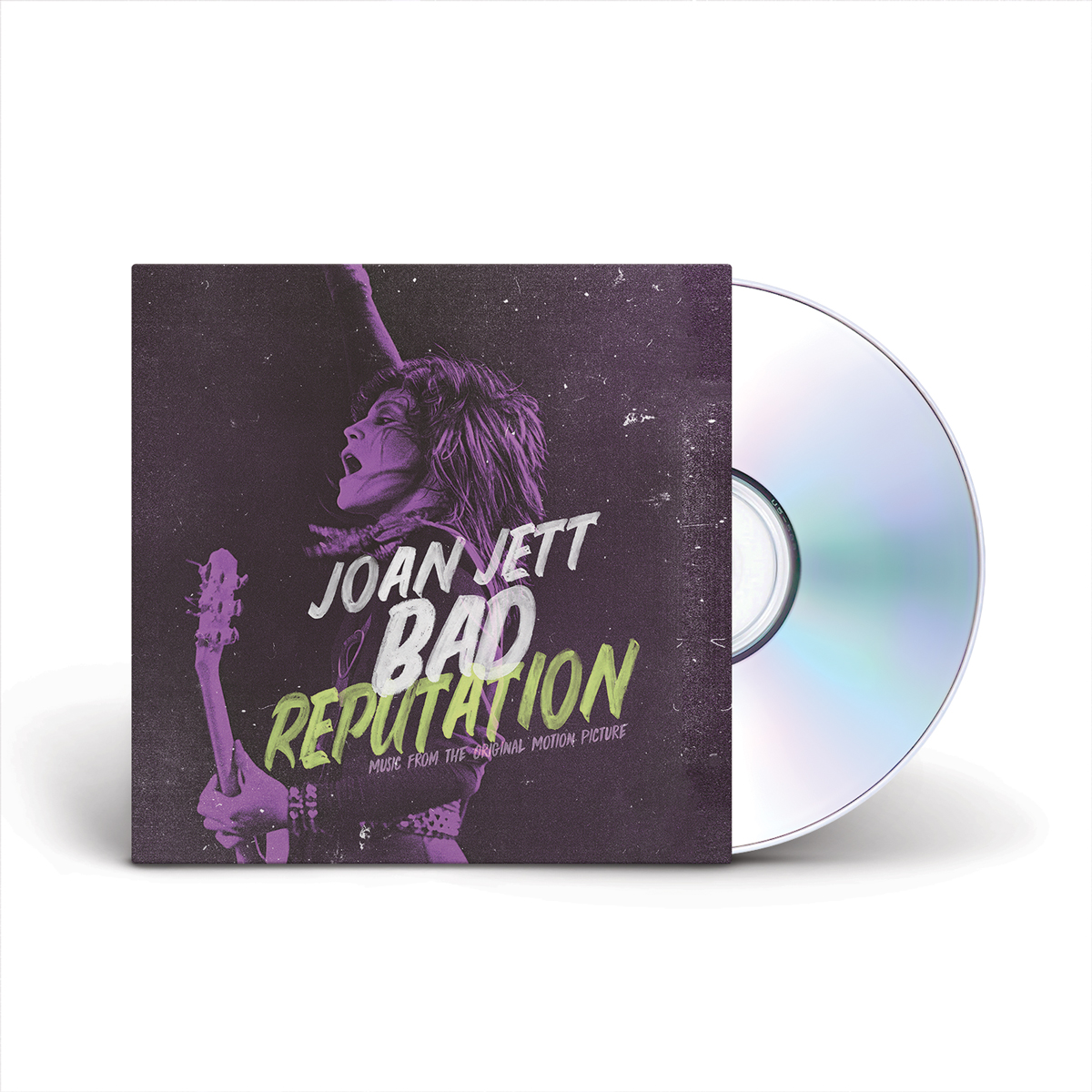 Bad Reputation (Music From The Original Motion Picture) CD