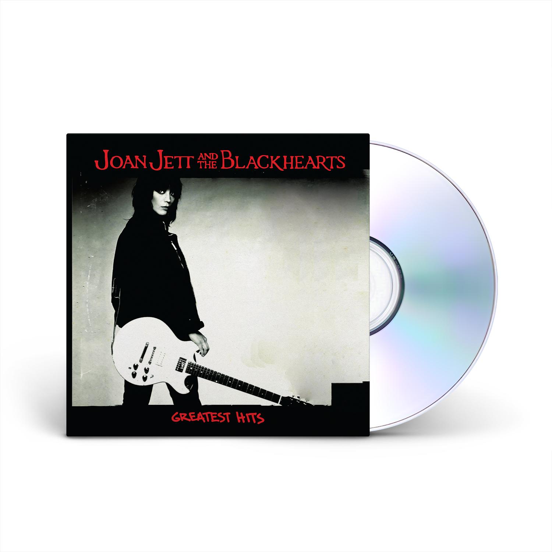 Joan Jett Greatest Hits CD