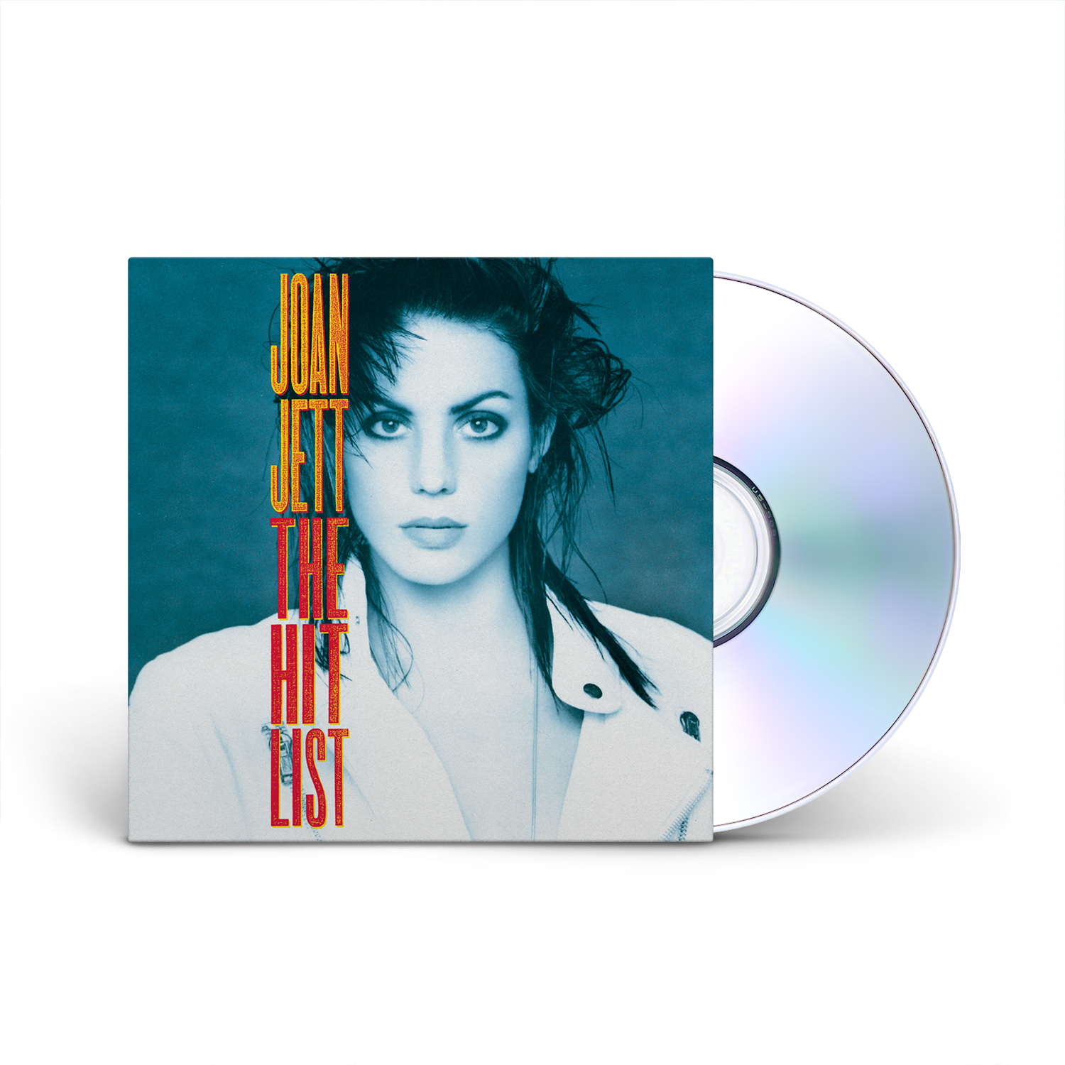 Joan Jett: The Hits List CD