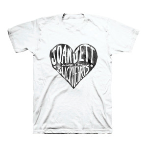 White Heart T-shirt