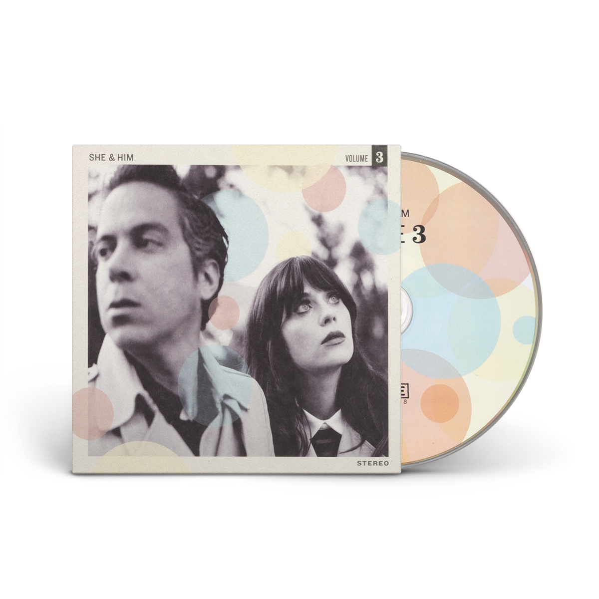 She & Him Vol. 3 CD