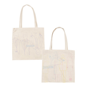 BOYS AND GIRLS TOTE BAG