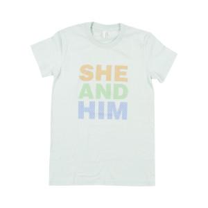 DOTS WOMENS T-SHIRT SM MI -- MINT GREEN