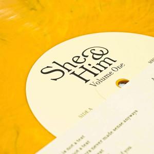 "She & Him Vol. 1 10 Year Anniversary Edition 12"" Vinyl LP"