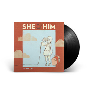 She & Him Vol. 2 LP