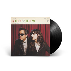 She & Him A Very She & Him Christmas LP