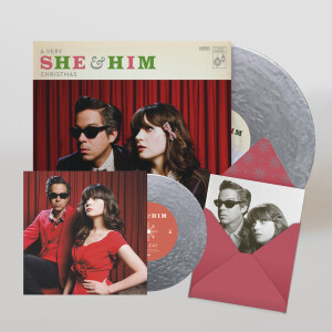A Very She & Him Christmas – Deluxe Package