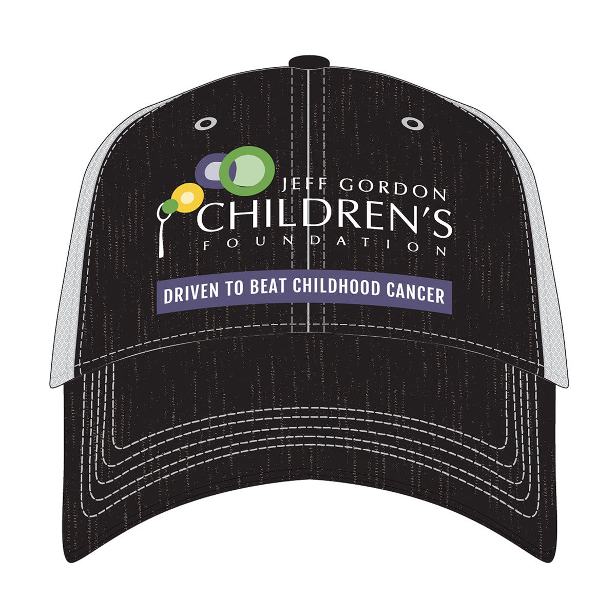 Jeff Gordon Children's Foundation  Snapback Trucker Hat