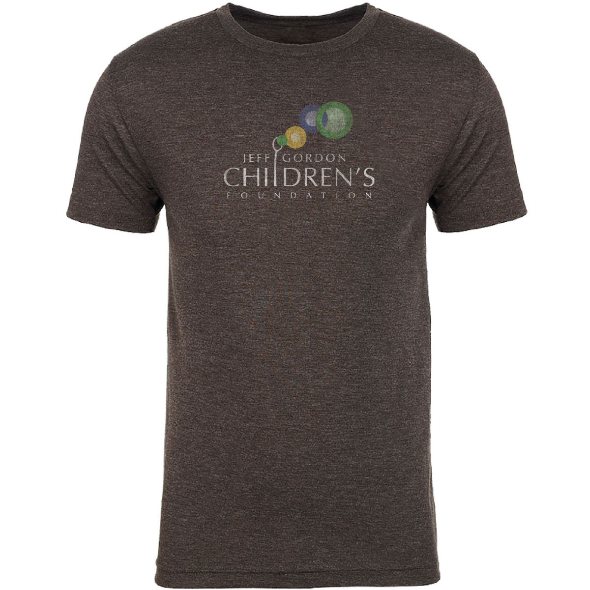 JGCF Logo T-Shirt - Charcoal