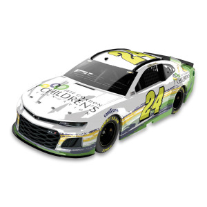 Jeff Gordon Children's Foundation 2019 Chevrolet Camaro ZL1 1:24 Scale ARC Die Cast